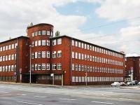 Industriearmaturen auf dem ehemaligen MAW-Gelände in Magdeburg