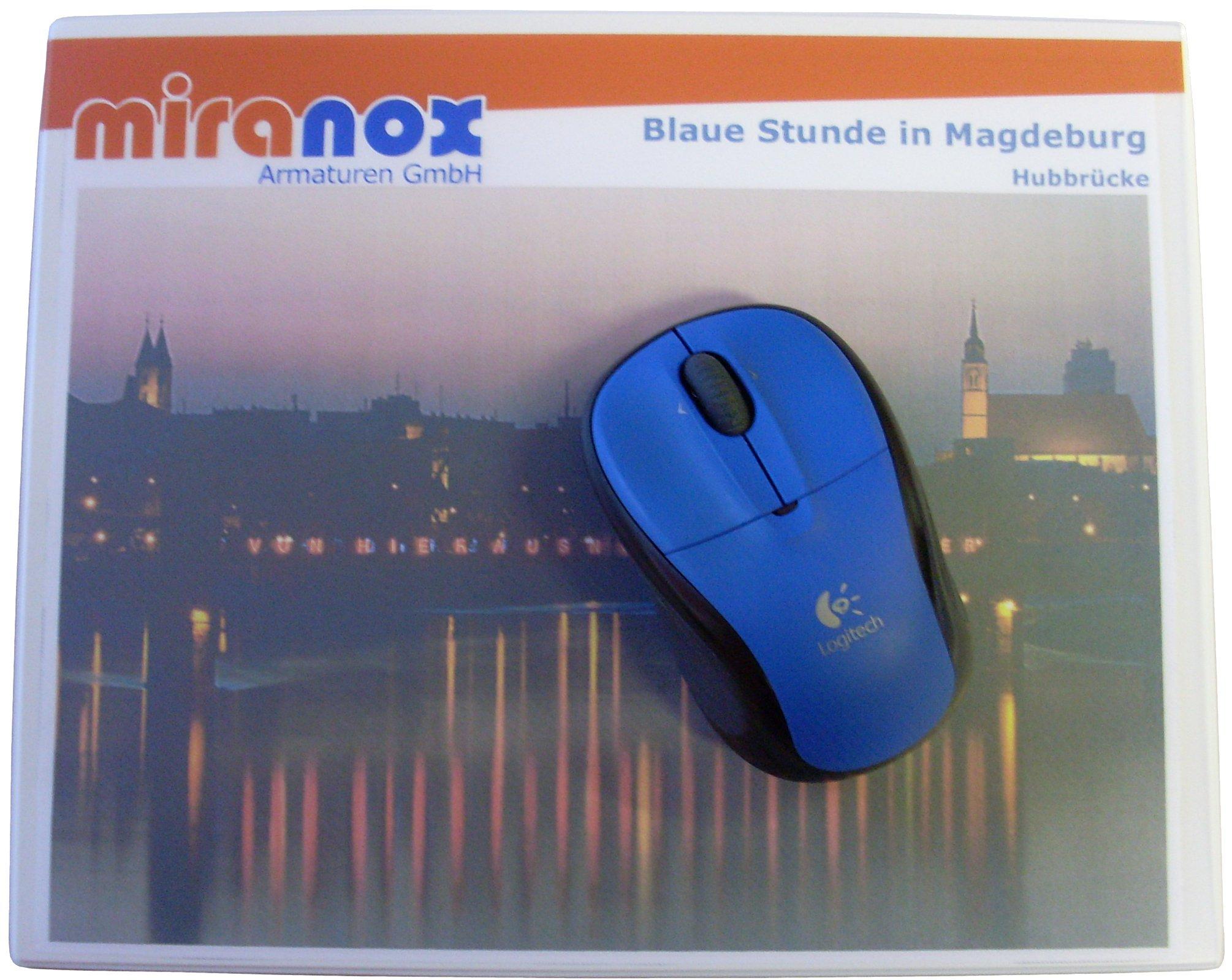 Mousepad Industriearmaturen Arbeitshilfe