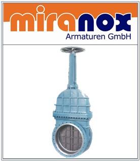 Metallische Schieber aus Sphäroguss GGG40