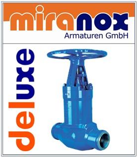 Hochleistungsschieber DELUXE PN100 PN160 PN250 PN400