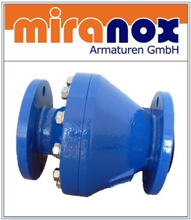 NBR Abwasser Rückflussverhinderer - EPDM für Trinkwasser
