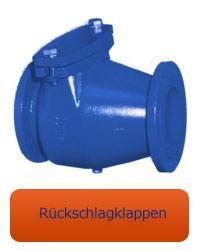 Abwasser- Rückschlagklappe - Rückschlagklappe aus Stahlguss