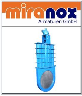 Plattenschieber PN100 - Hochdruck-Zwischenflansch-Schieber