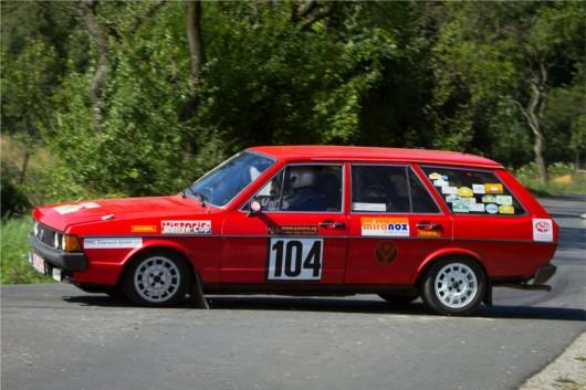 miranox Armaturen neuer Sponsor beim Historic Rallye Cup